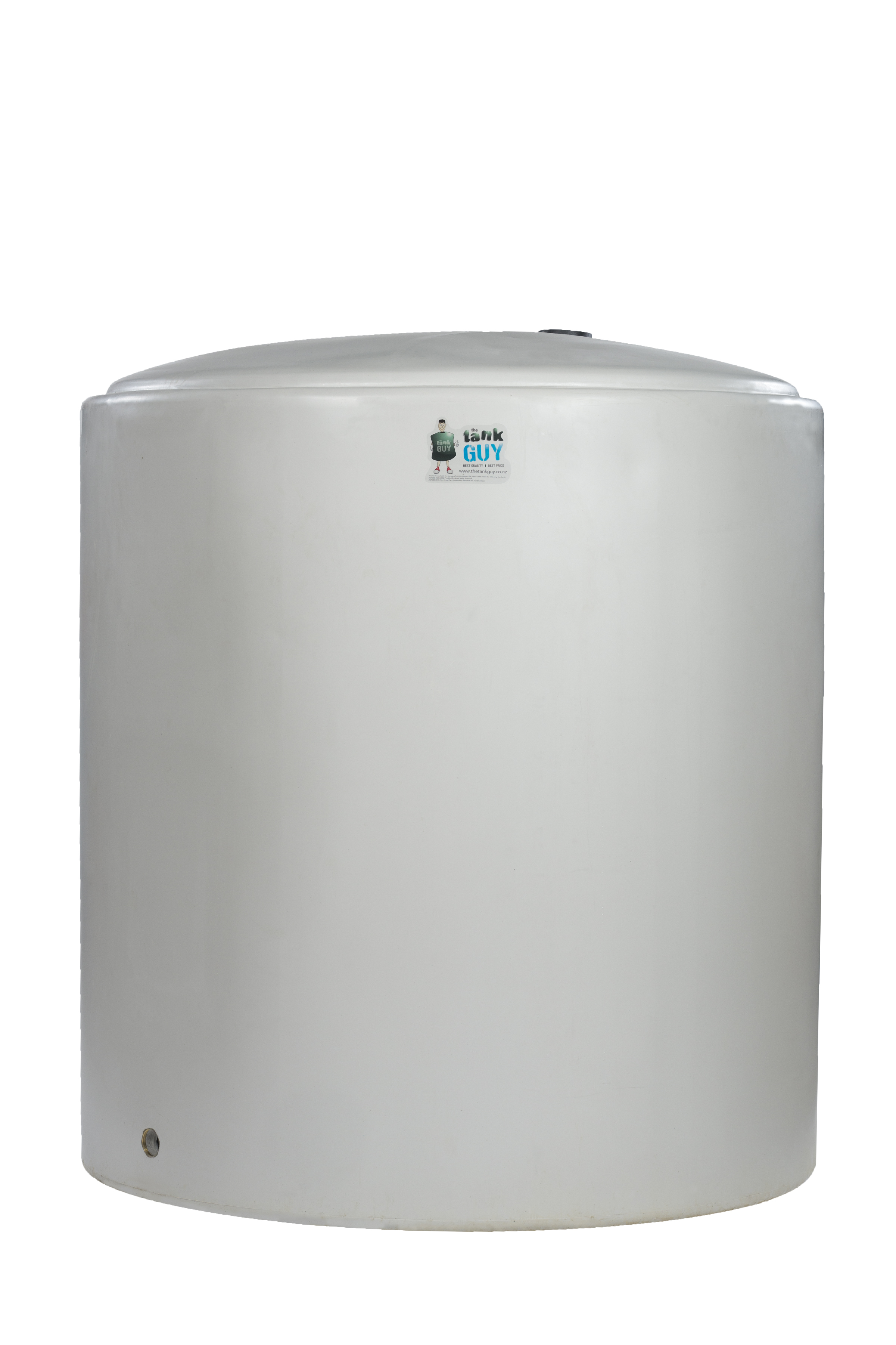 4,000L Tank (North Island only)